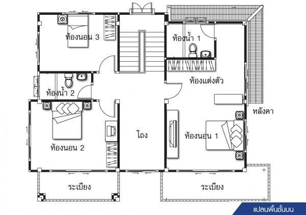 House Design Ideas 9x11 5m With 3 Bedrooms Home Ideas In 2020 Bungalow House Plans House Design Design