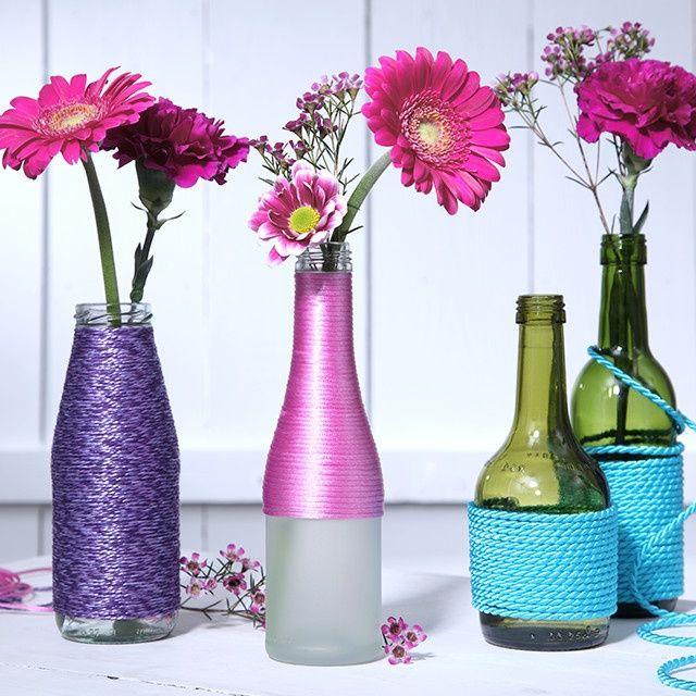 Recycling-Vasen