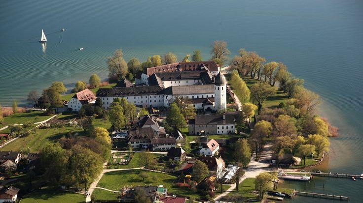 Fraueninsel Chiemsee Oberbayern