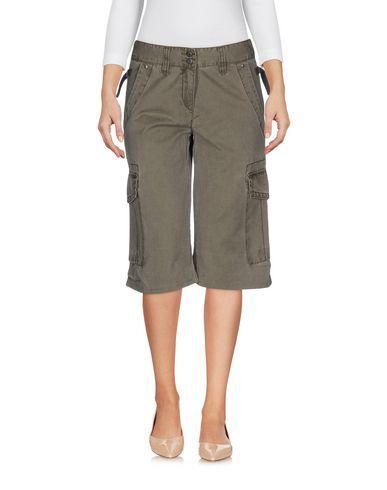 Prezzi e Sconti: #Calvin klein jeans bermuda donna Verde militare  ad Euro 62.00 in #Calvin klein jeans #Donna pantaloni bermuda