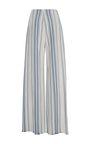 Halima Striped Button Sailor Pant | Moda Operandi