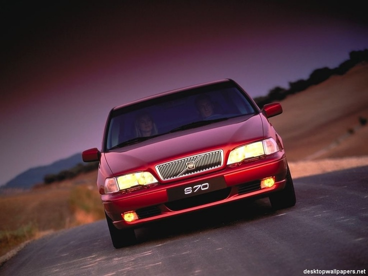 One of my favorite cars ever: Volvo S70.