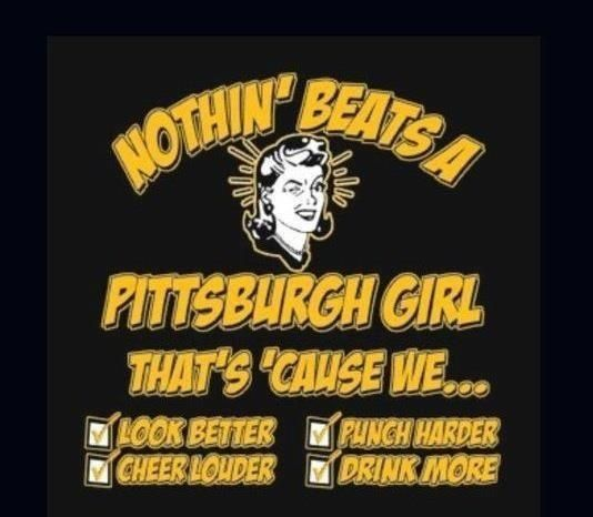 Pittsburgh Quotes: Pittsburgh Girl