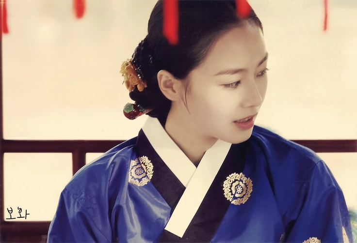 hanbok and korean hair pin #hanbok