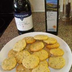 Easy Parmesan Biscuits @ allrecipes.com.au