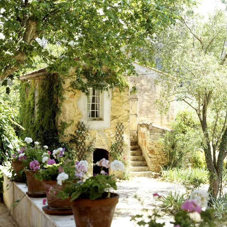 33 best Mediterraner Garten images on Pinterest Landscaping - lounge mobel garten