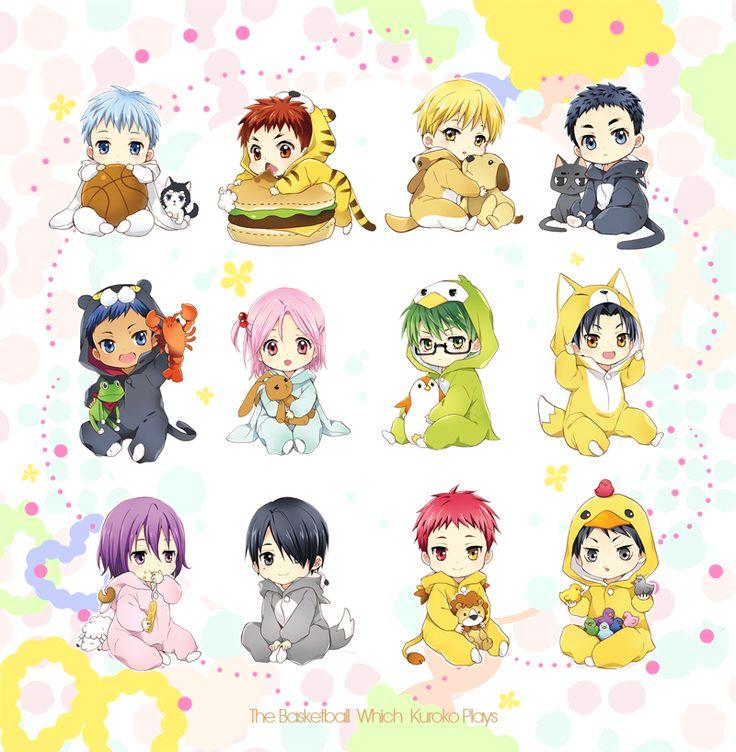"""""""Akashi Seijuurou"""" """"Aomine Daiki"""" """"Himuro Tatsuya"""" """"Kagami Taiga"""" """"Kise Ryouta"""" """"Kuroko Tetsuya"""" """"Midorima Shintarou"""" """"Momoi Satsuki"""" """"Murasakibara Atsushi"""" """"Nijimura Shuuzou"""" """"Takao Kazunari"""" """"Tetsuya No.2"""""""