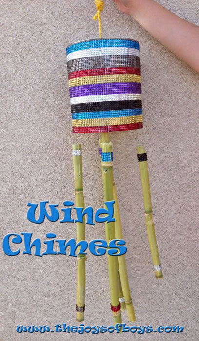 44 best images about bamboo diy crafts and projects on for Wind chime craft projects
