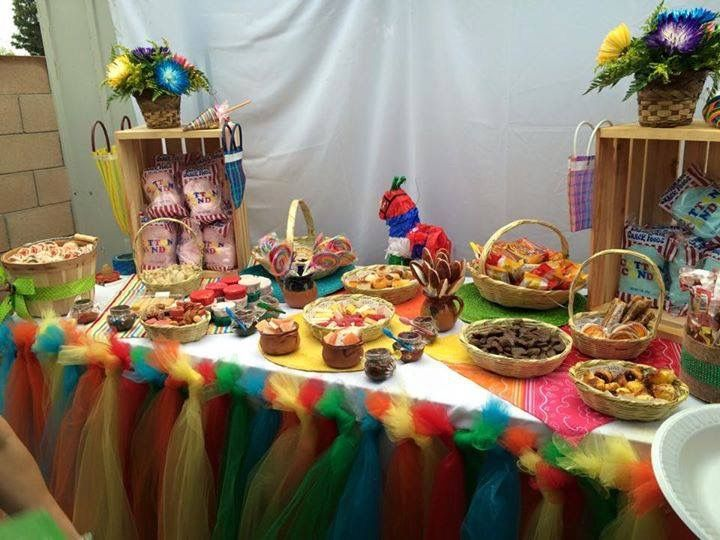 Mexican Candy Bar Holidays Pinterest Mexican Candy