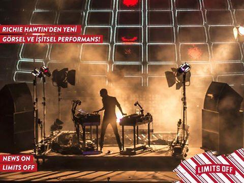 Richie Hawtin yeni görsel ve işitsel performansı CLOSE - Spontaneity & Synchronicity'in prömiyerini Coachella'da yapacak. Sanatçı performansı yazın çıkacağı turnedeki tüm şovlarda gerçekleştireceğini duyurdu.
