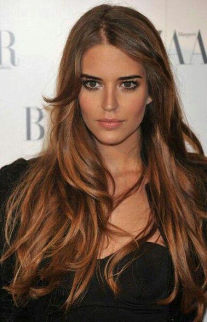 25  best Light Auburn ideas on Pinterest  Auburn brown hair color, Light auburn hair color and