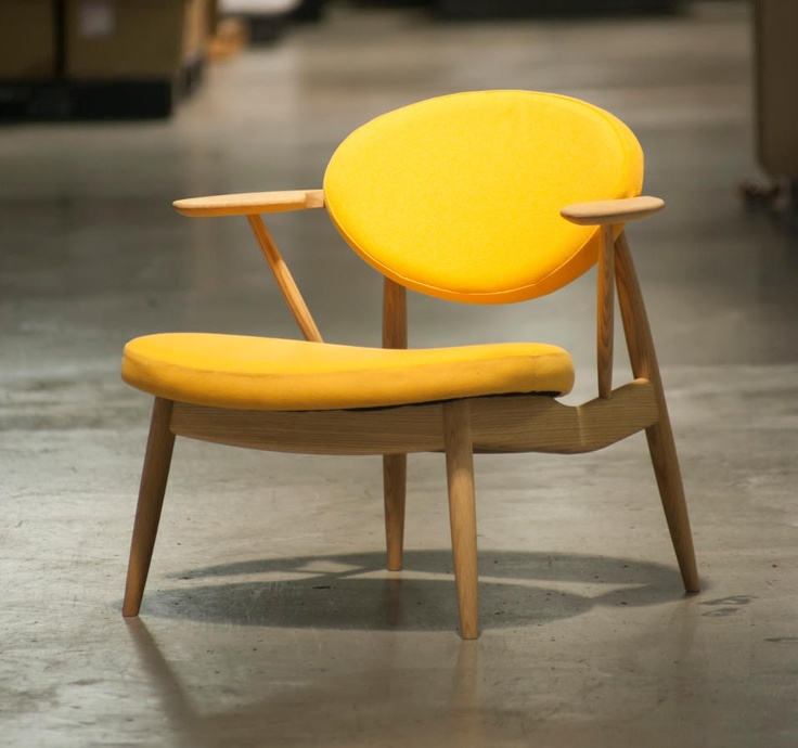 B chair  made in Japan