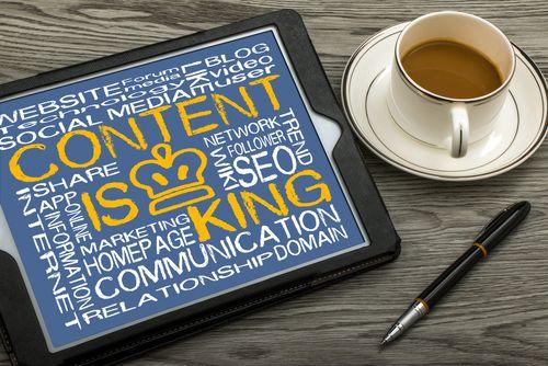 Tipy ako na obsahový marketing. Content marketingové tipy pre web stránky a e-shopy. Význam a prínost obsahového marketingu.