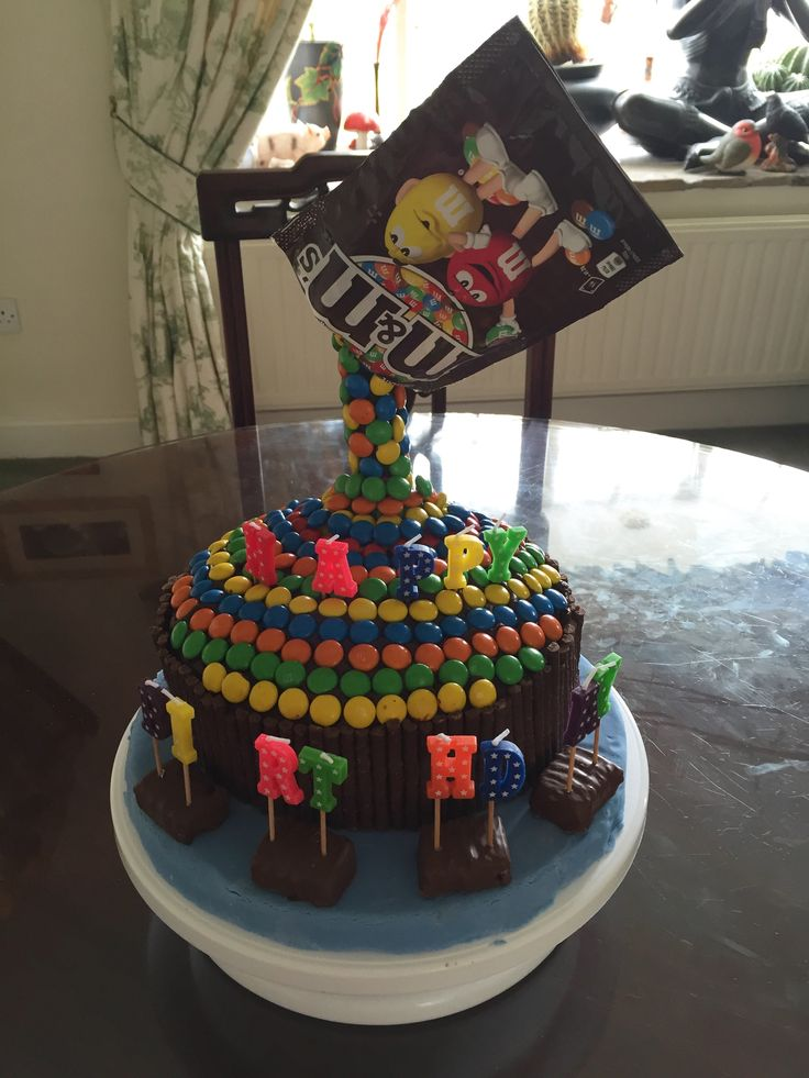 Dominic's 8th birthday cake