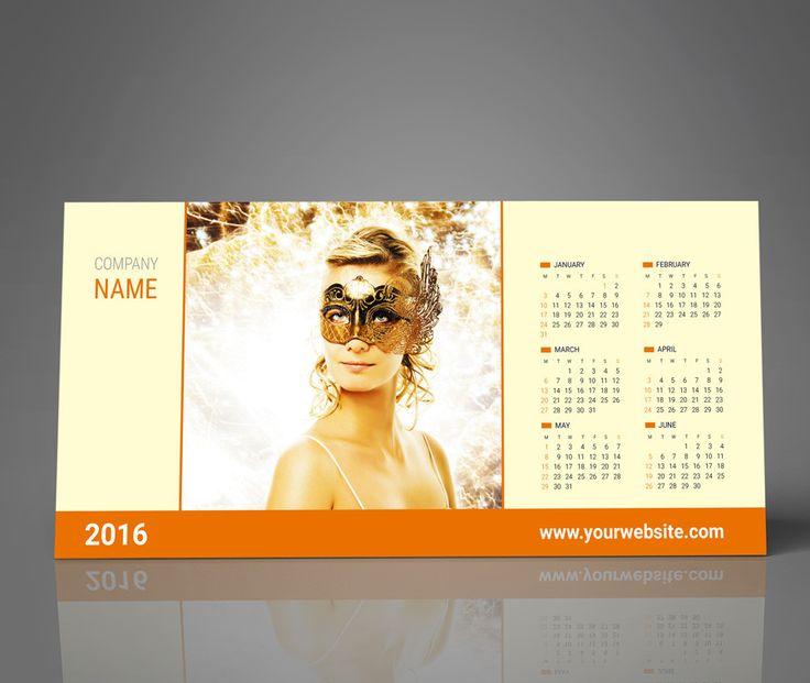 Desk-calendar-KB40-W8c