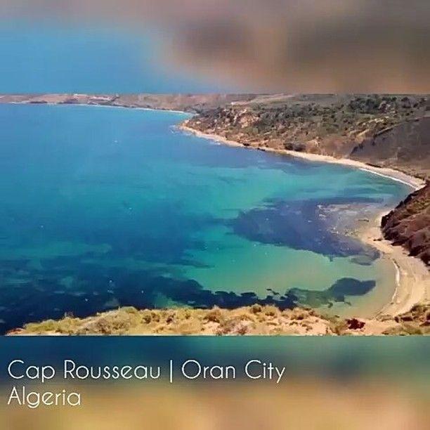 Cap Rousseau Beach Oran Algeria شاطئ كاب روسو وهران الجزائر Video From I Algeria Instagram Instagram Photo Photo