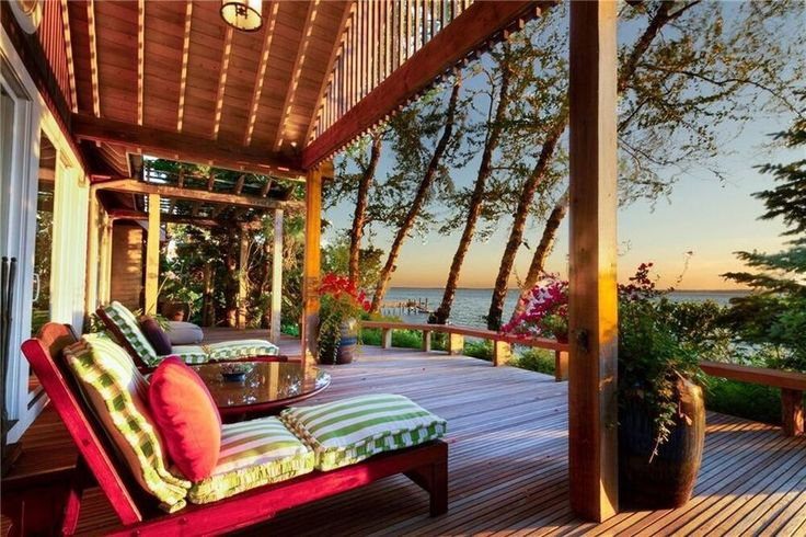 Weekly Luxe Coastal Houses for Sale   Outdoor living ... on Outdoor Living Sale id=62965