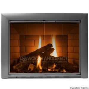 Best 25 Glass fireplace doors ideas on Pinterest Fireplace