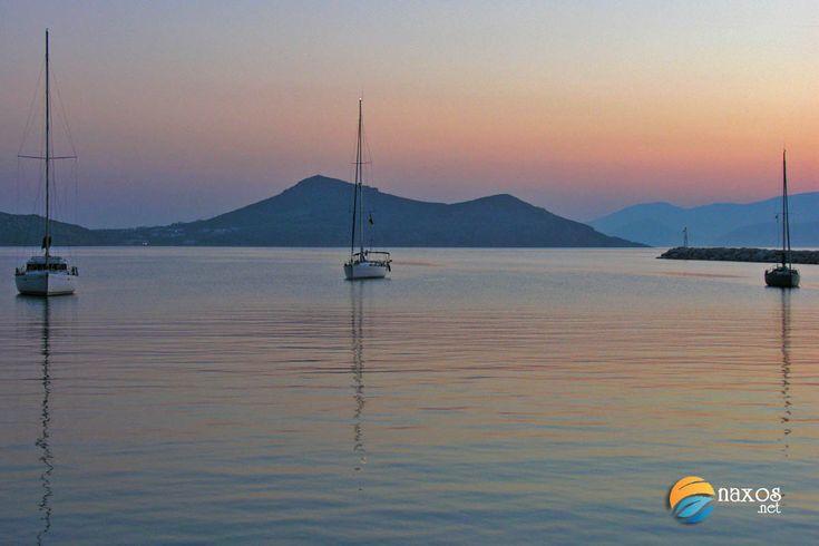 Missing Naxos ...