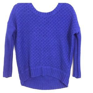 I just added this to my closet on Poshmark: Cobalt Sweater. Price: $12 Size: S