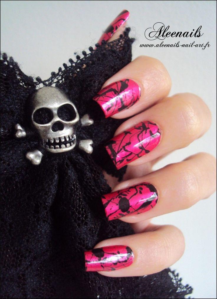 http://aleenails-nail-art.fr/nail-patch-art-expo-sephora/ #nail #nails #nailart