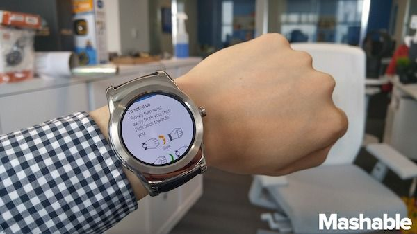 The Things Android Wear Smartwatches Can Do That The Apple
