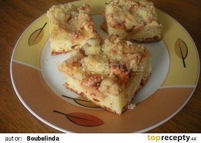 Jogurtový koláč recept - TopRecepty.cz