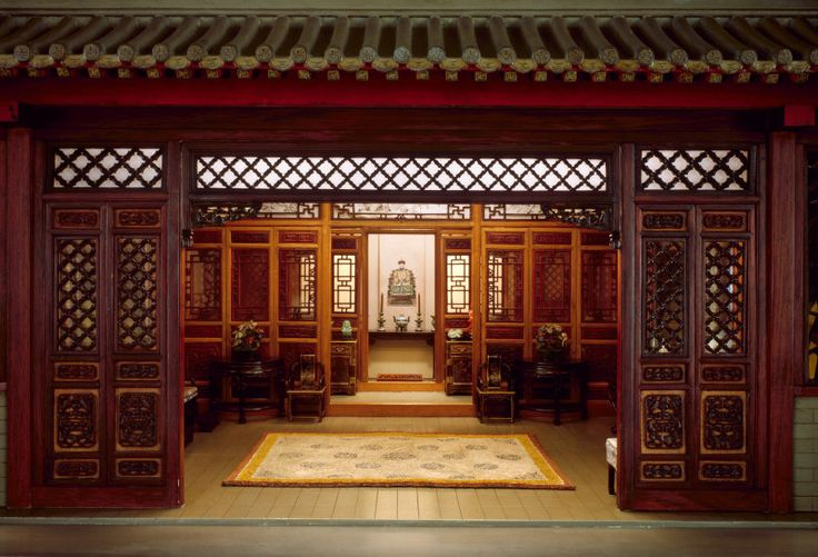 Rooms: 78+ Ideas About Chinese Interior On Pinterest
