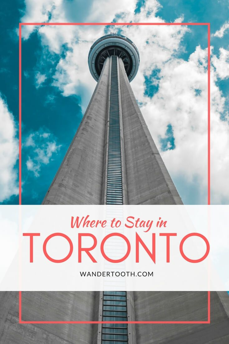 Where to Stay in Toronto Canada (According to a Local). A Toronto Travel Guide That Explains Toronto's Best Areas to Stay. If You're Planning a Trip to Toronto, Use This Guide to Plan The Best Place to Stay in Toronto. Written by a Local Travel Writer. Includes Toronto Hotel Recommendations. Click to Read the Toronto Travel Guide!       Best Areas to Stay in Toronto I Toronto's Coolest Neighborhoods I Toronto Hotels via @WanderTooth