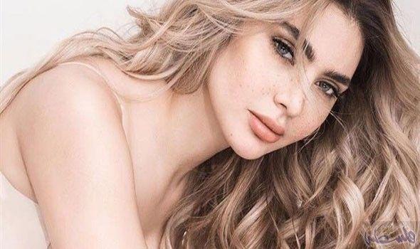 قمر اللبنانية في جلسة تصوير جريئة صور Beauty Hair Styles Long Hair Styles