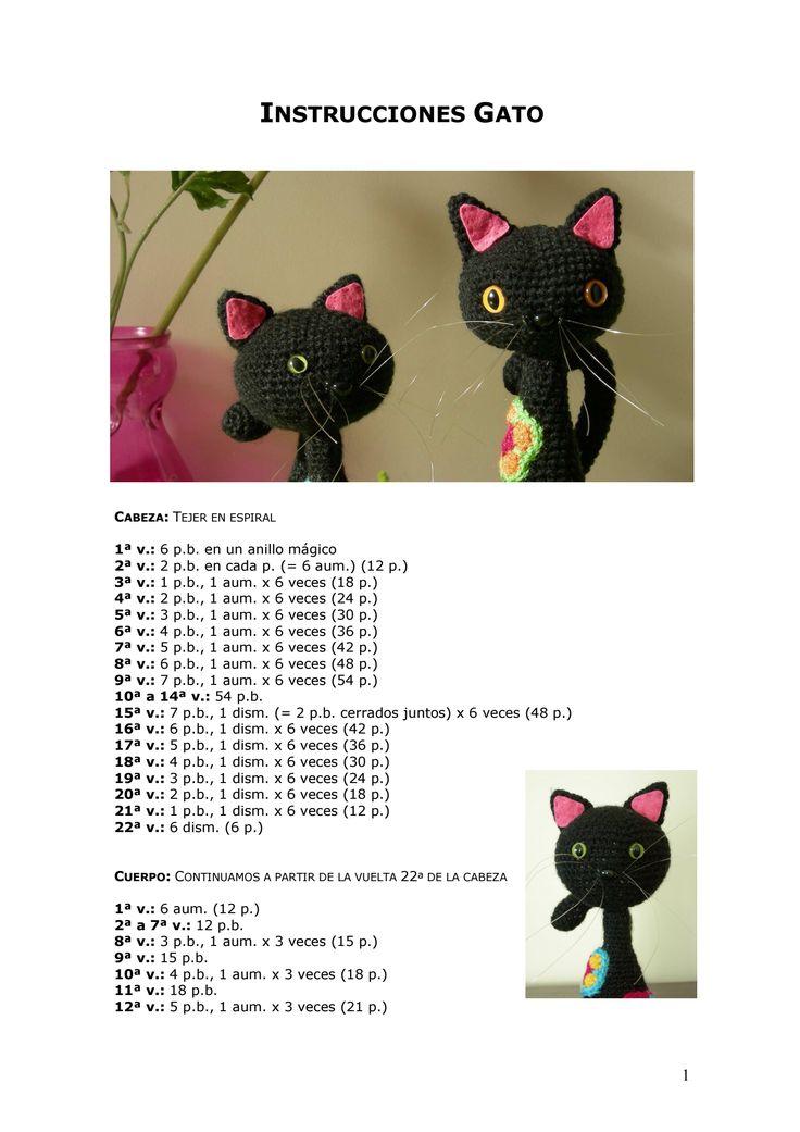 30 best crochet images on Pinterest | Patrones de ganchillo, Amigos ...