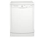 INDESIT DFG15B1 Full-size Dishwasher - White