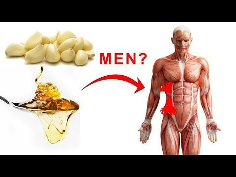 Why Garlic and Honey Good for Men? Garlic Health Benefits Raw Honey Benefits | Simple Life - YouTube