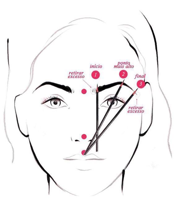 How to depilate your eyebrow #hair #love #style #b…