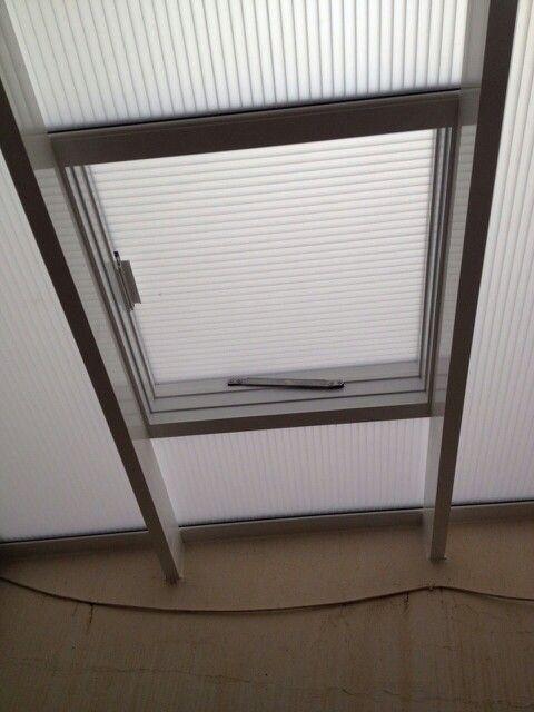 Ventana de techo  con policarbonato. Tenerife