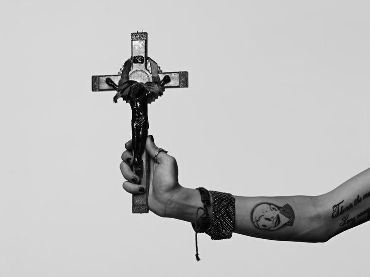 HEDI SLIMANE ROCK DIARY- Kurt Cobain Memorabilia