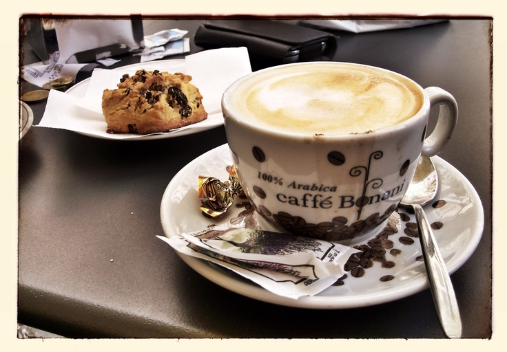 Coffee Shop - Genoa - Italy