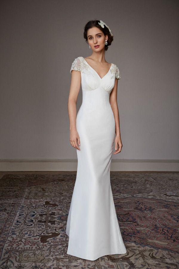Alan Hannah Wedding Dresses  | onefabday.com