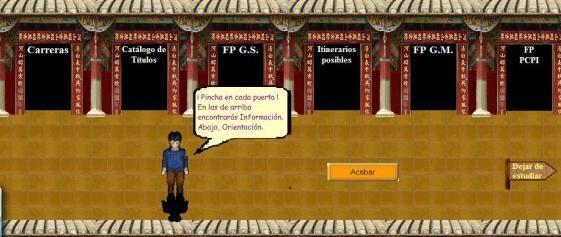 """Orienta Guía: Descarga el Programa """"ORIENTA"""" 2014-15."""