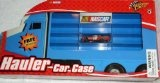 Nascar Winners Circle Hauler Car Storage Case Includes Free 1:64 Scale Car