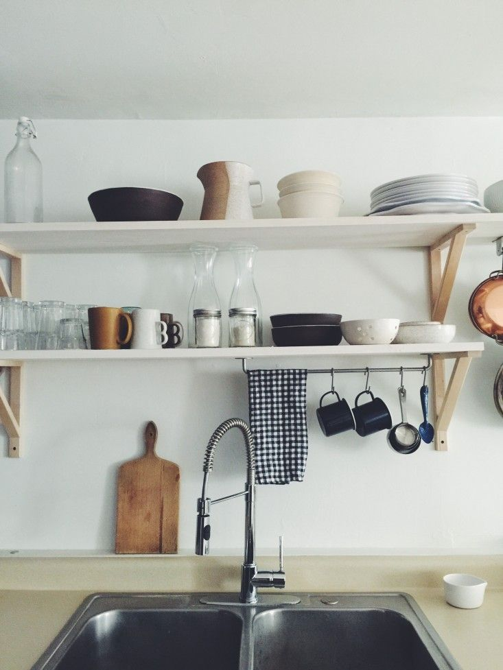 25 Best Ideas About Diy Kitchen Shelves On Pinterest Floating Shelves Kitchen Open Shelving And Wood Floating Shelves
