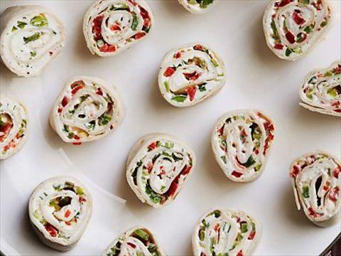 Cream Cheese Roll-ups (aka Redneck Sushi) Recipe : Trisha Yearwood : Food Network