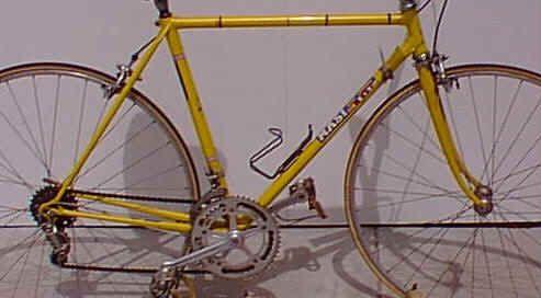 1975 Masi GC. My first race bike.