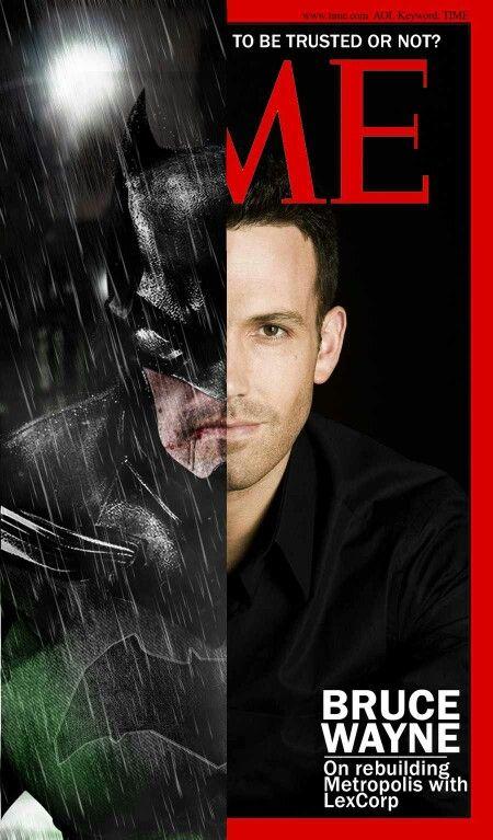 Batman, Bruce.