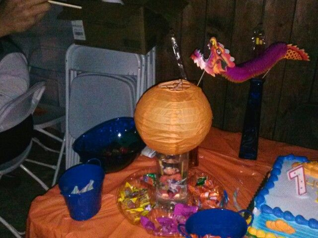 Best images about odie s dragonball z party on