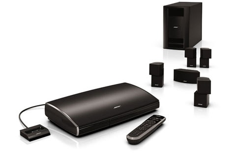 My Bose Lifestyle® V35 home entertainment-systeem