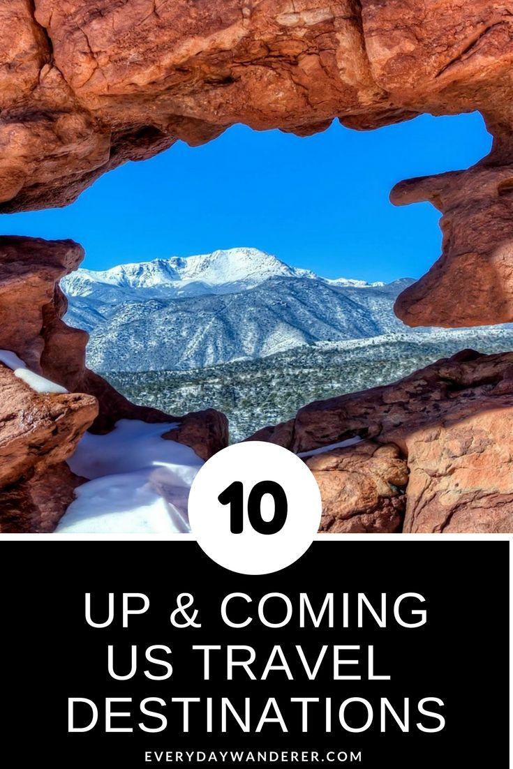 Colorado Springs, Colorado + 9 other up & coming US travel destinations #travel #US #coloradosprings #colorado #destination