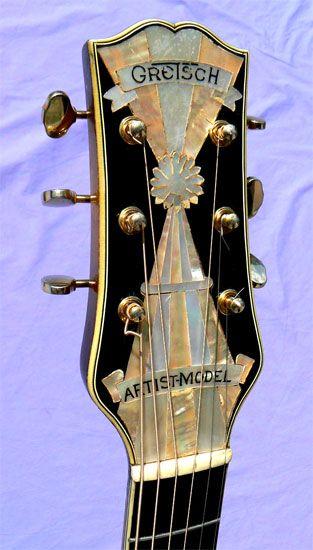 Gretsch Artist Model 150 1936