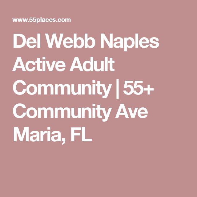 Del Webb Naples Active Adult Community | 55+ Community Ave Maria, FL