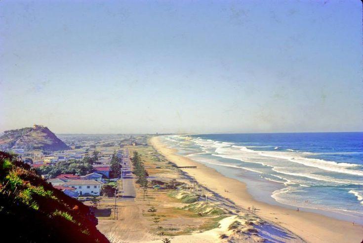 Gold Coast before the high rises circa 1965